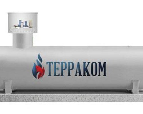 Газгольдер Москва